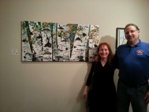 Sharon & John