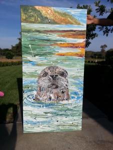 Seal outside