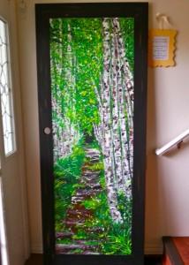 Door at Passage House